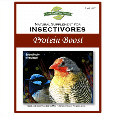 Image result for protein boost planet aviary